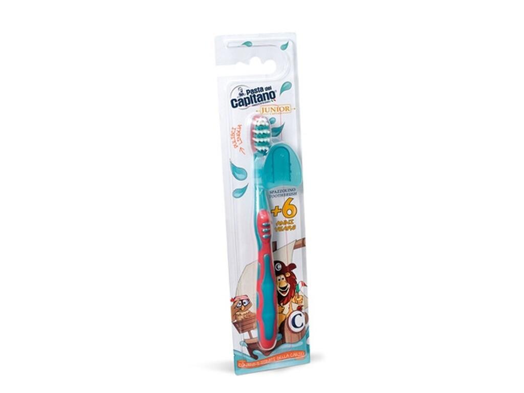 Pasta del Capitano TOOTHBRUSH - Щетка зубная детская 6+