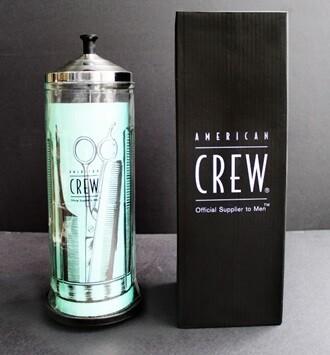American Crew - Барбецид (сосуд для стерилизации инструментов)