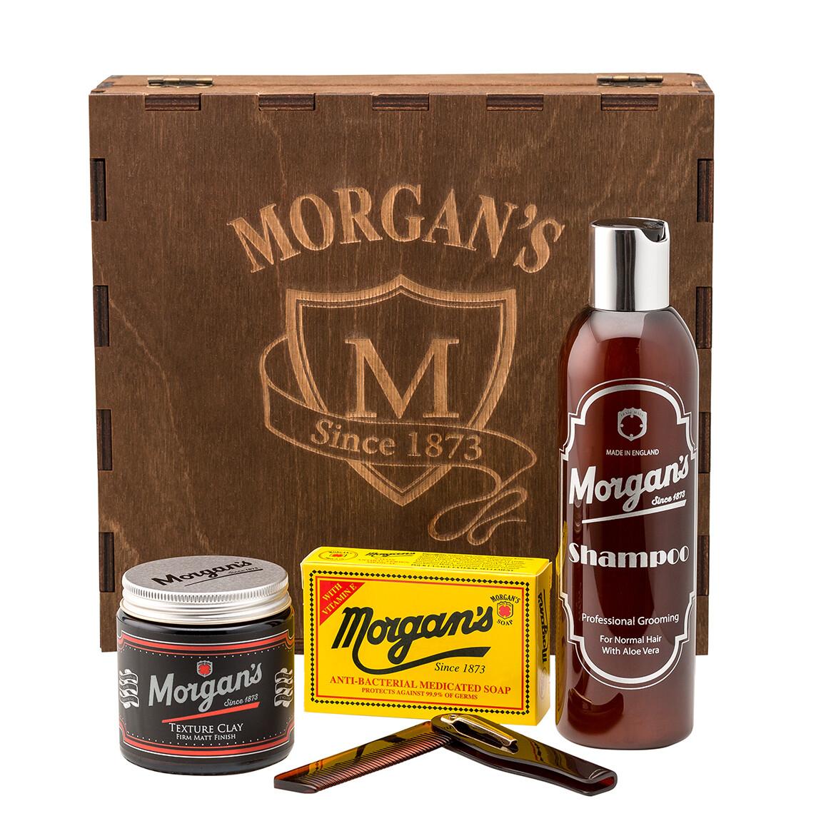 Morgan's - Премиальный подарочный набор для джентльменов