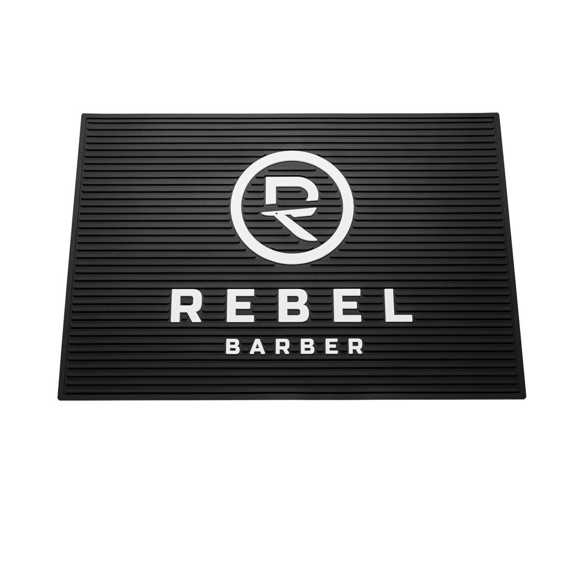 Morgan's Rebel Barber Large - Резиновый коврик для инструментов