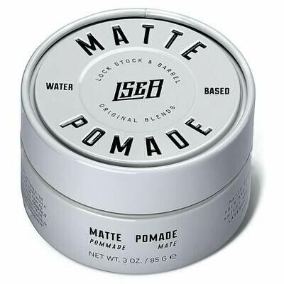 Lock Stock & Barrel Matte Pomade - Помада матовая для укладки волос 85 г