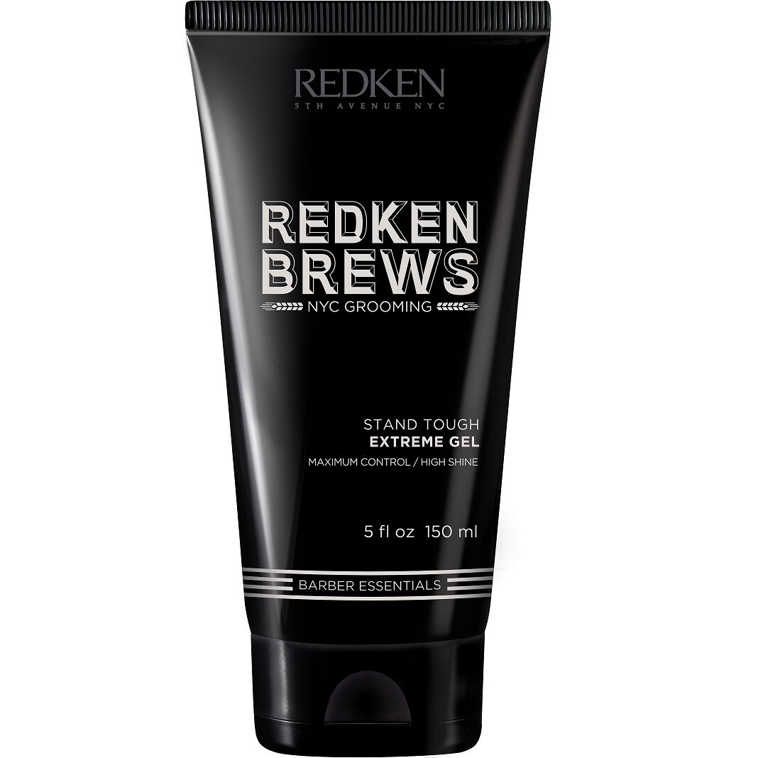Redken Brews Stand Touch Extreme Gel - Гель для укладки 150 мл