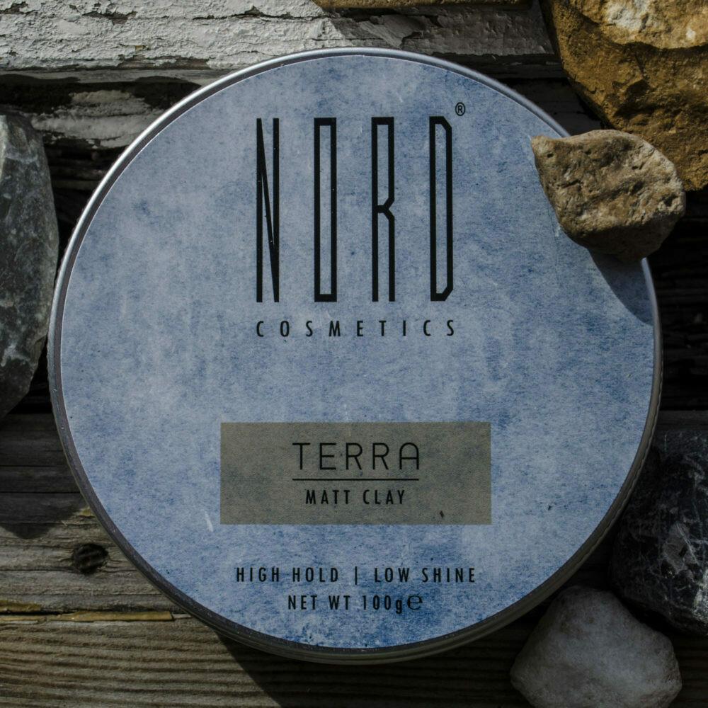 Глина для волос «TERRA» 100 гр