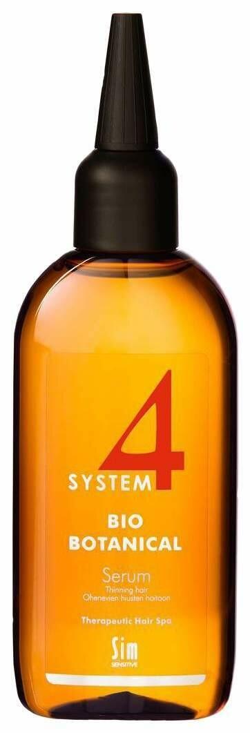 System 4 - Сыворотка для волос Sim Sensitive Bio Botanical Serum, 100 мл