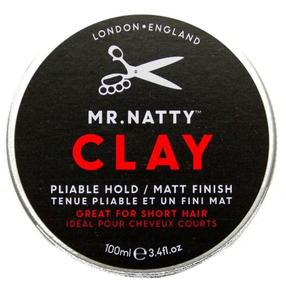 Mr.Natty's Clay  - Глина для волос 100 гр