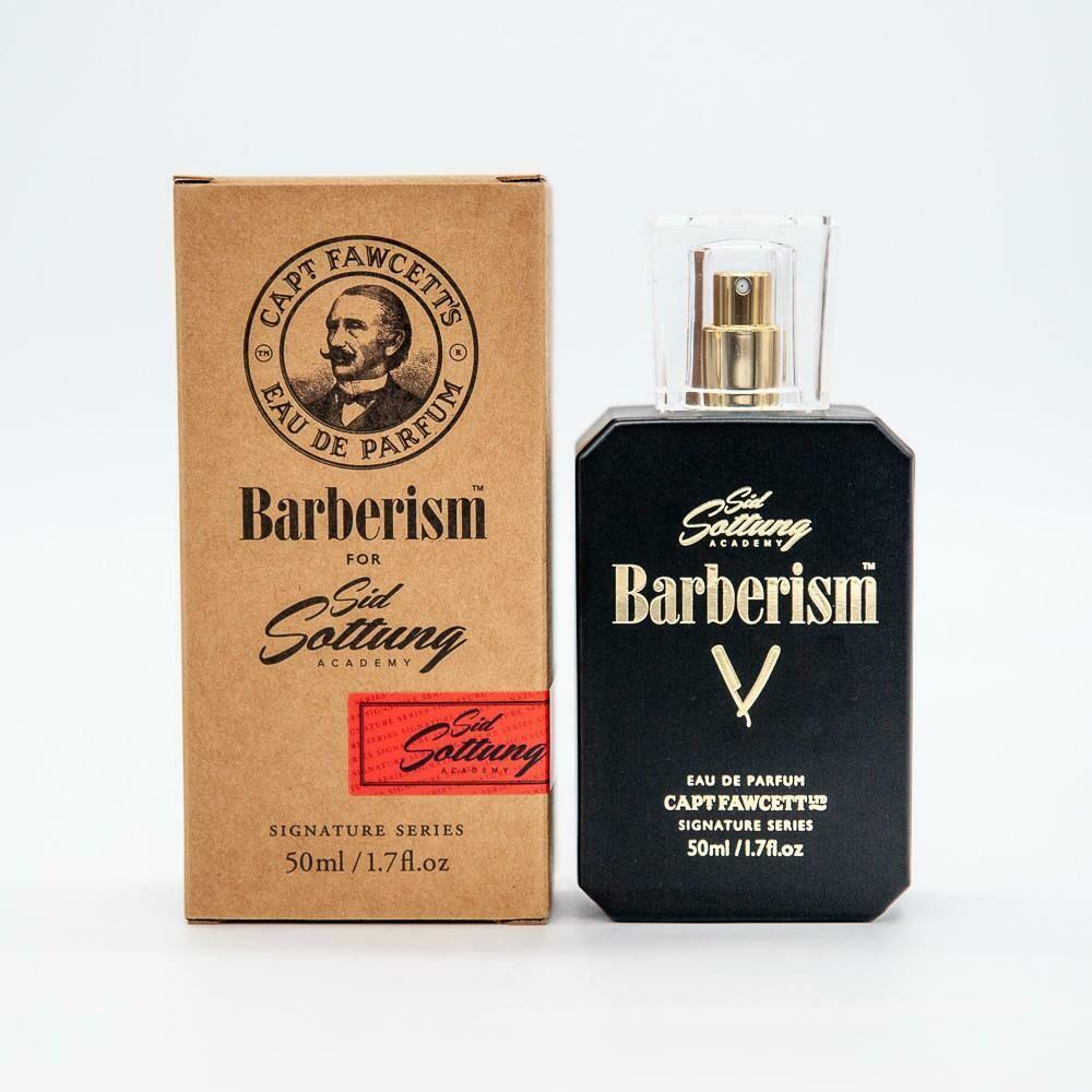 Captain Fawcett Barberism - парфюмированная вода, 50 мл