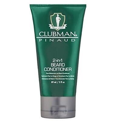 Clubman 2-in-1 Beard Conditioner - Крем-кондиционер для бороды 89 мл