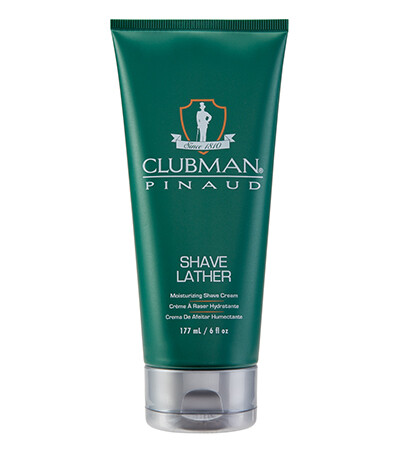 Clubman Shave Lather - Крем-пенка для бритья 177 мл