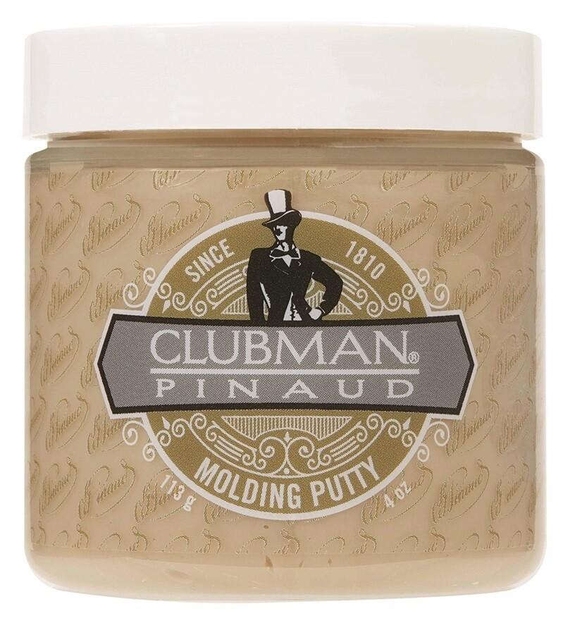ClubMan Molding Putty - Матовая глина сильной фиксации 113 гр
