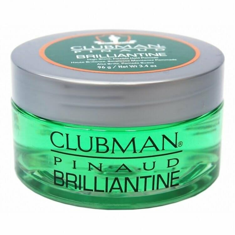 Clubman Brilliantine - Гель-бриллиантин для укладки волос 100 мл