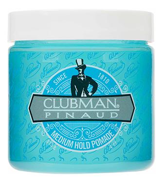 ClubMan Medium Hold Pomade - Помада средней фиксации 113 гр