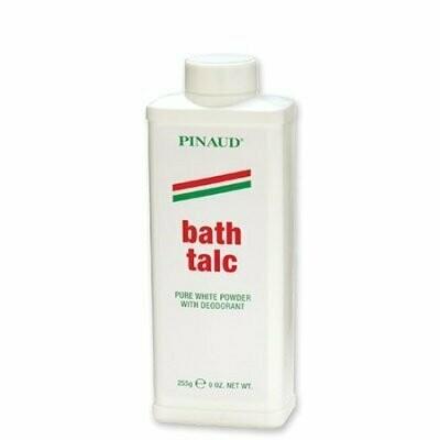 Clubman Bath Talc - Тальк после душа с дезодорантом (белый), 255 гр
