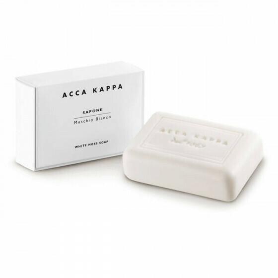 Acca Kappa Мыло Туалетное Белый Мускус 150 гр