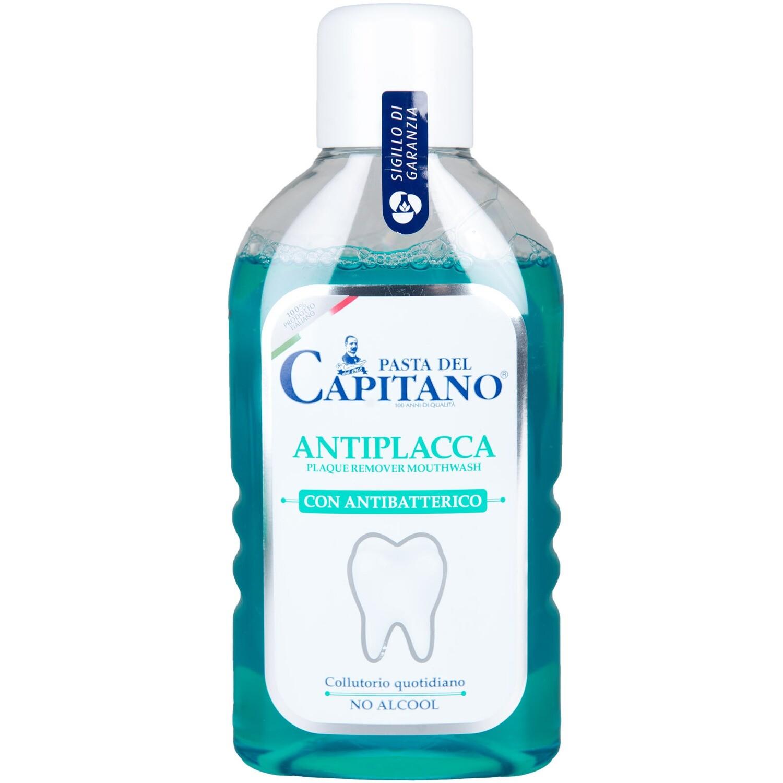 Pasta Del Capitano - Ополаскиватель для Полости Рта Предотвращает образование зубного камня 400 мл