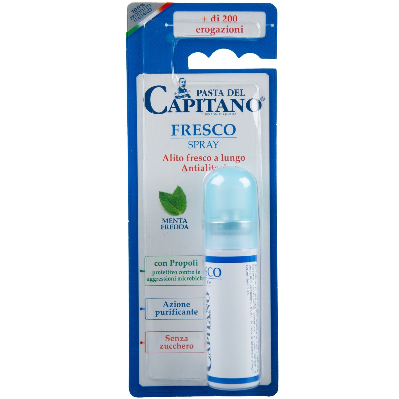 Pasta Del Capitano - Спрей для полости рта Холодная мята 15 мл