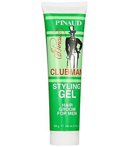 Clubman Styling Gel - Гель для укладки нормальной фиксации 110 мл