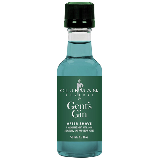Clubman Gent's Gin - Лосьон после бритья 50 мл