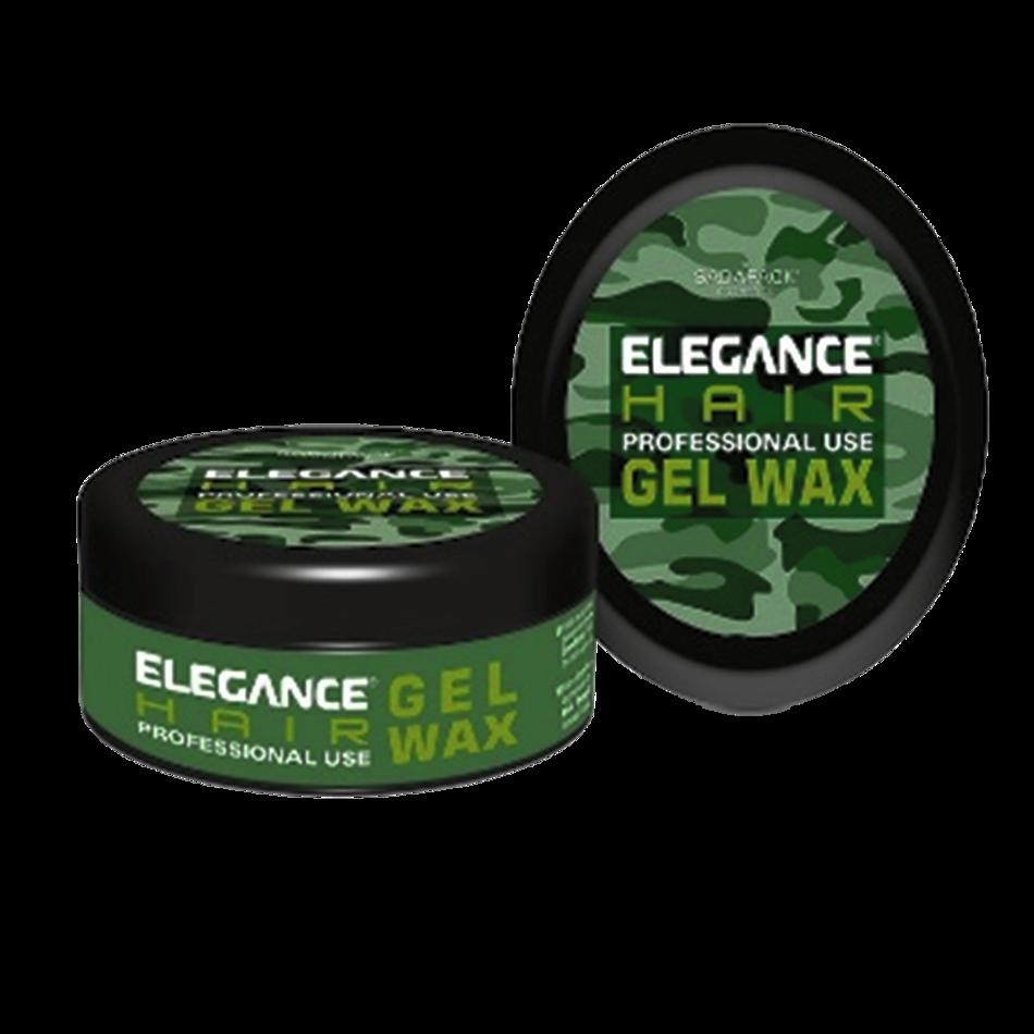 Elegance гель-воск для укладки волос MILITARY (WAХ) 140МЛ