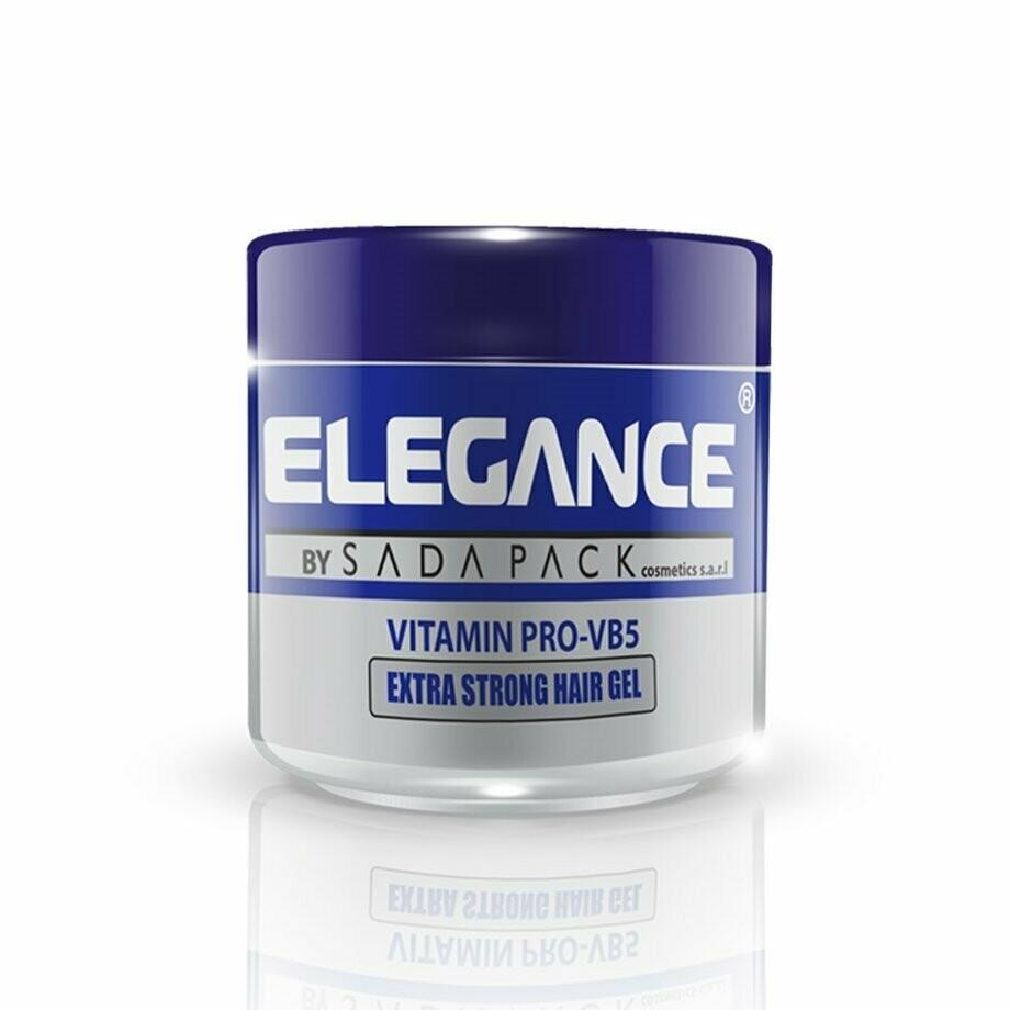 Elegance Extra Strong Hair Gel - Гель для волос Сверхсильная фиксация и защита 250 мл