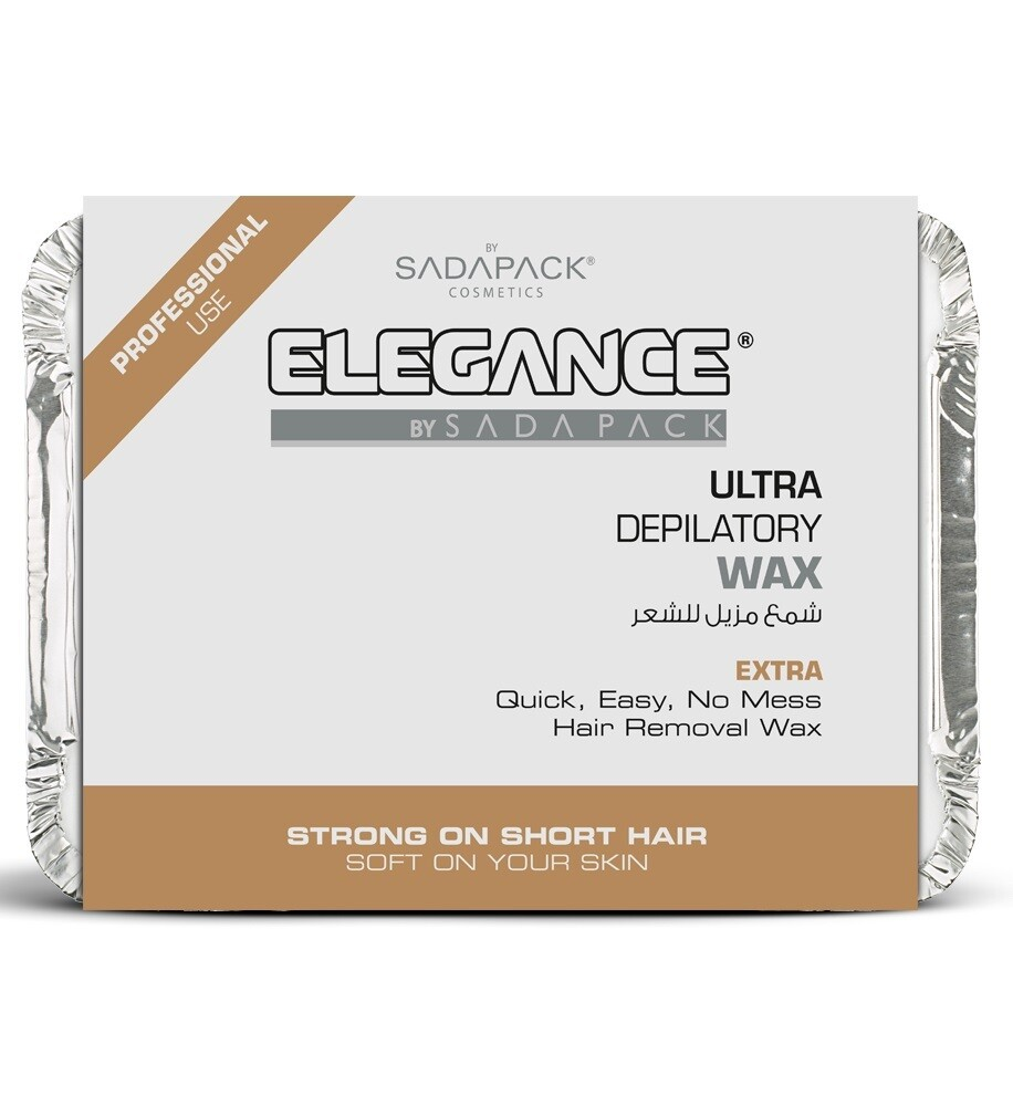 Elegance Depilatory Wax Extra - Депиляторный воск с усиленным эффектом 290мл