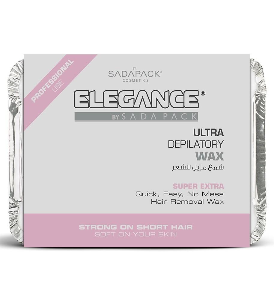 Elegance Depilatory Wax Super Extra - Депиляторный воск с усиленным эффектом 290мл