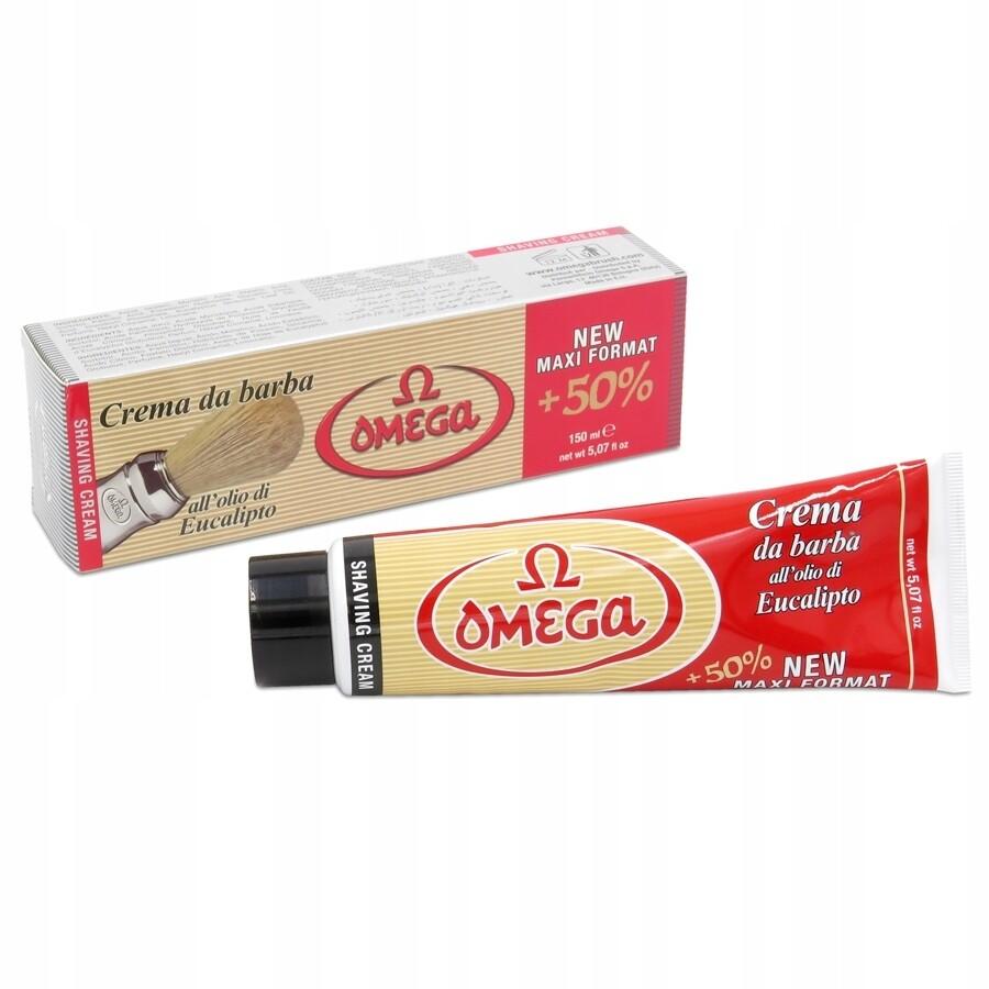 Omega Shaving cream 45150 / Крем Для Бритья в Тубе 150 мл