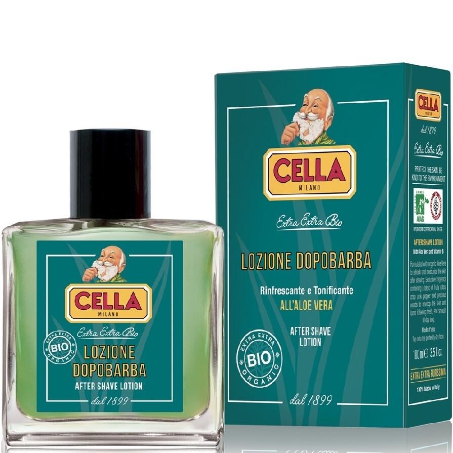 Cella Organic After Shave Lotion - Лосьон после бритья 100 мл