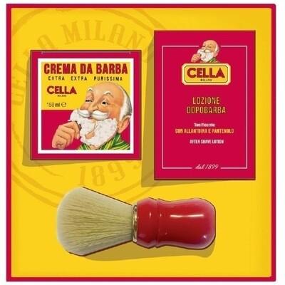 Cella Classic Shaving Set - Подарочный набор для бритья