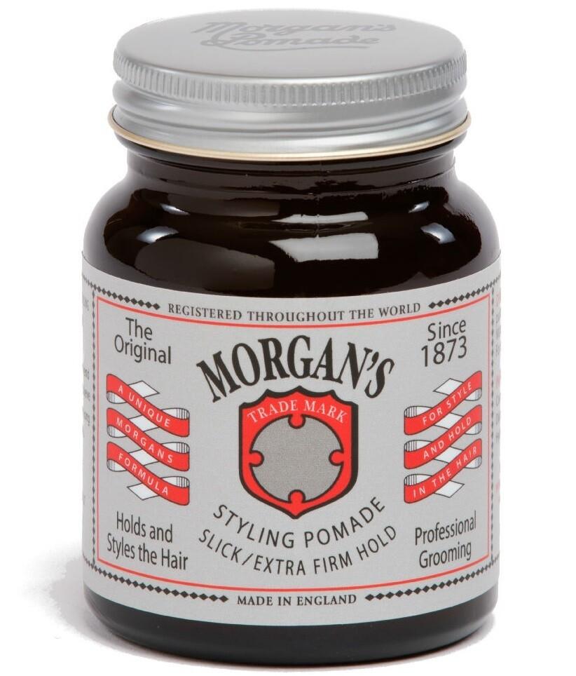 Morgan's Styling Pomade Extra Firm Hold - Помада для укладки волос экстрасильной фиксации 50гр