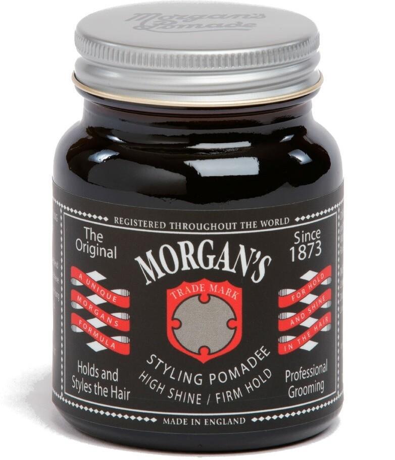 Morgan's Styling Pomade Firm Hold - Помада для укладки волос Сильный блеск/Сильная фиксация 50гр