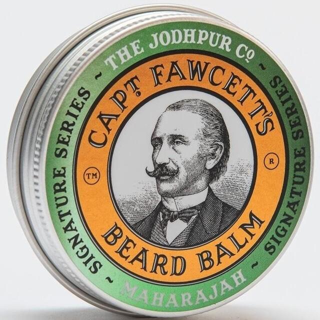 Captain Fawcett Maharajah Beard Balm - Бальзам для бороды 60 мл