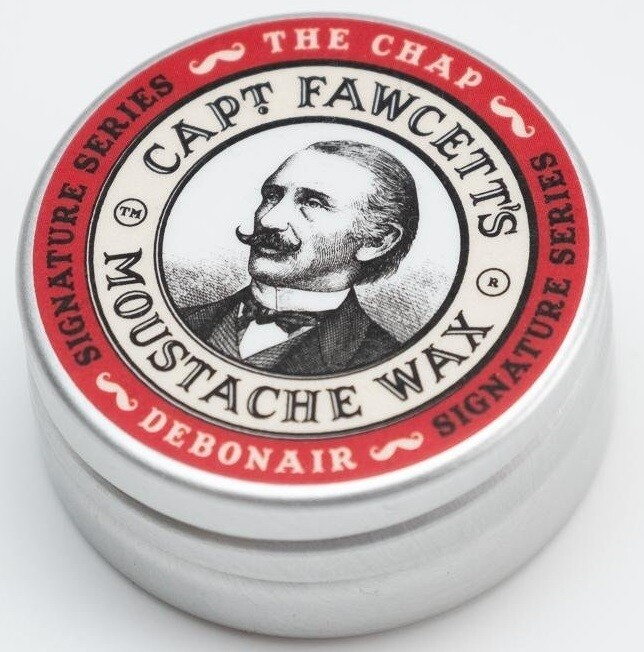 Captain Fawcett The Chap Moustache Wax - Воск для усов 15 мл