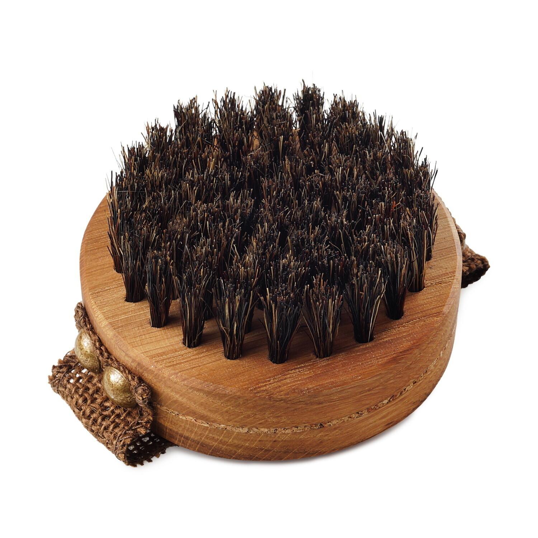 Ducktail Popas Brush - Щетка для сухого массажа