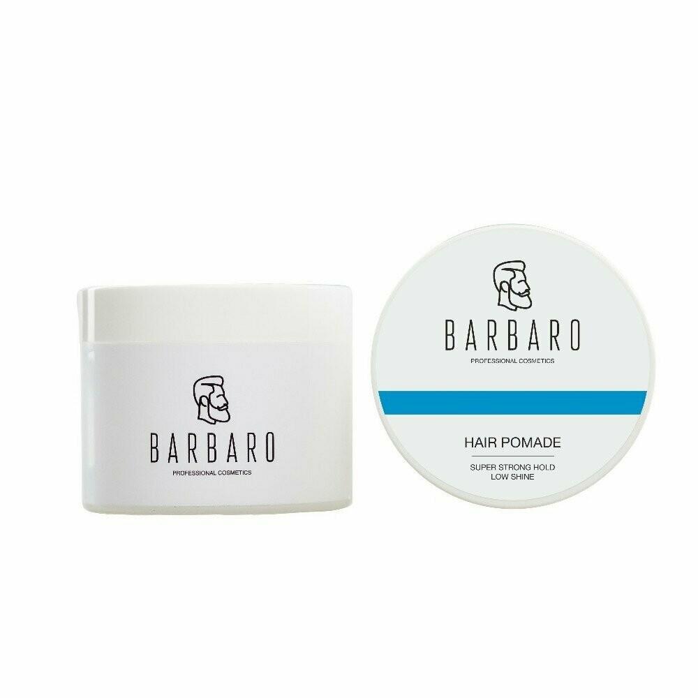 Barbaro Pomade - Помада для укладки волос экстра сильной фиксации 200 гр