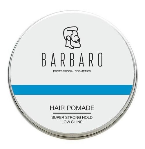 Barbaro Pomade - Помада для укладки волос экстра сильной фиксации 100 гр