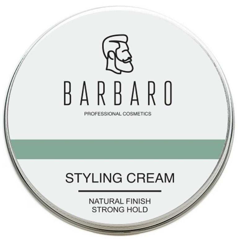 Barbaro Styling Cream - Крем для укладки волос 100 мл