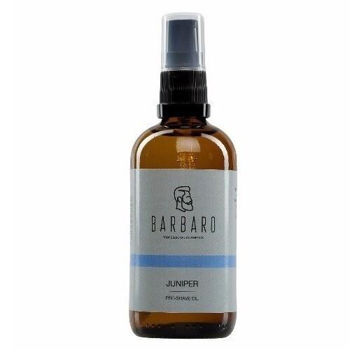 Barbaro Shave Oil Juniper - Масло для бритья Можжевельник 100 мл