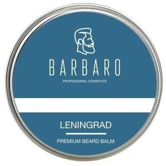 Barbaro Premium Beard Balm Leningrad - Премиум бальзам для бороды Ленинград 30 мл