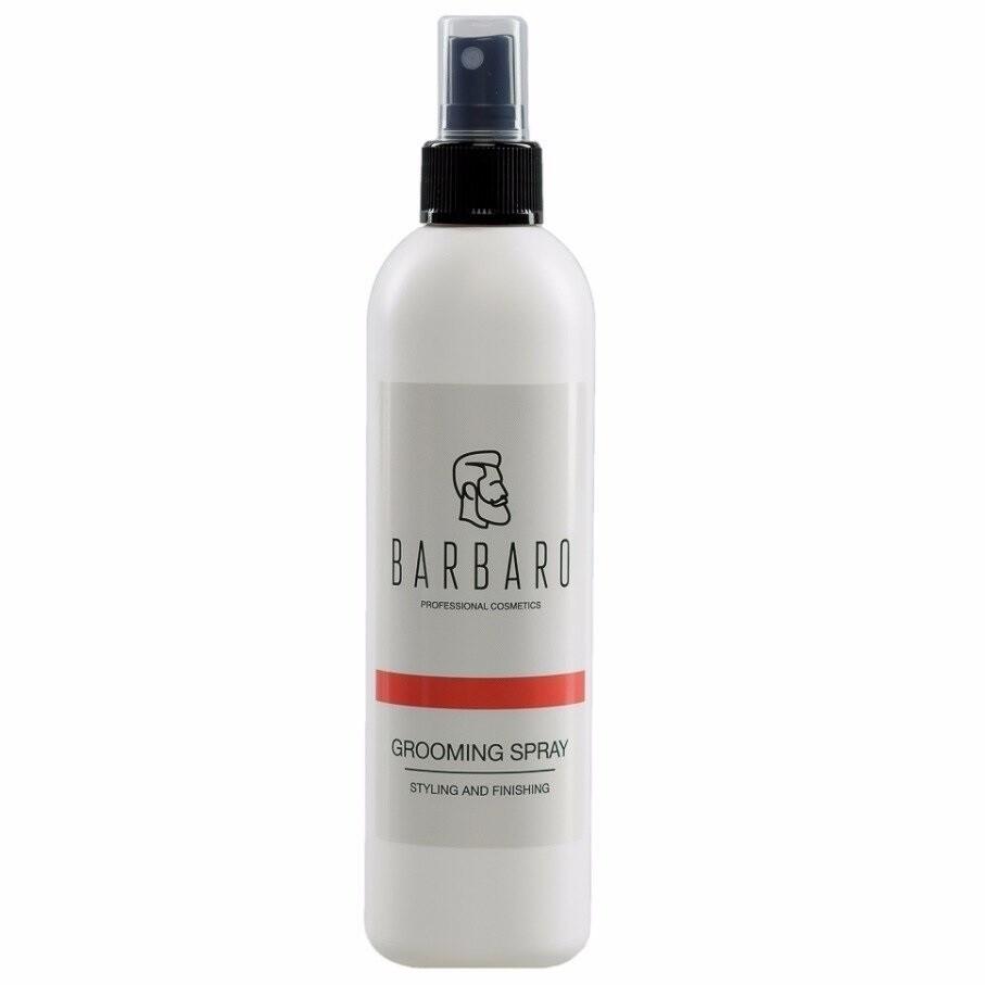 Barbaro Grooming Spray - Спрей для стайлинга и финишной укладки 200 мл