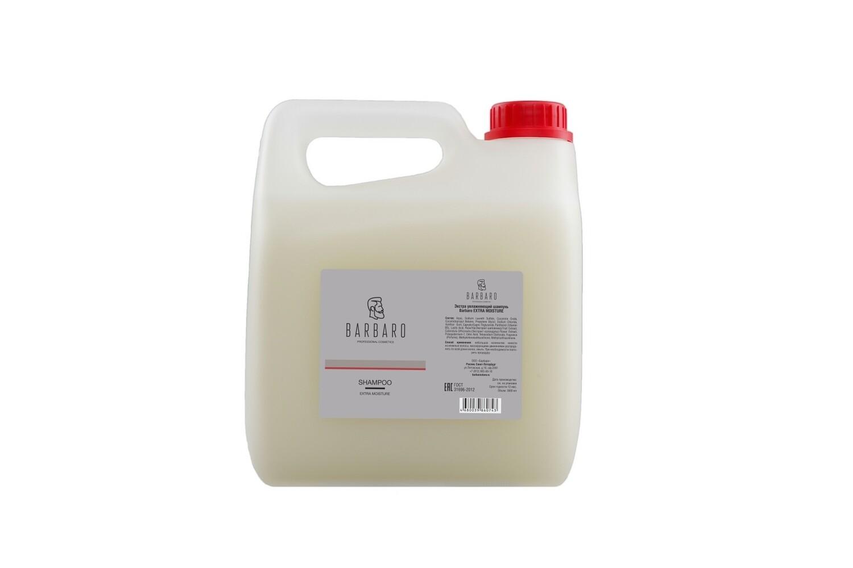 Barbaro Shampoo Extra Moisture - Экстра увлажняющий шампунь 3000 мл