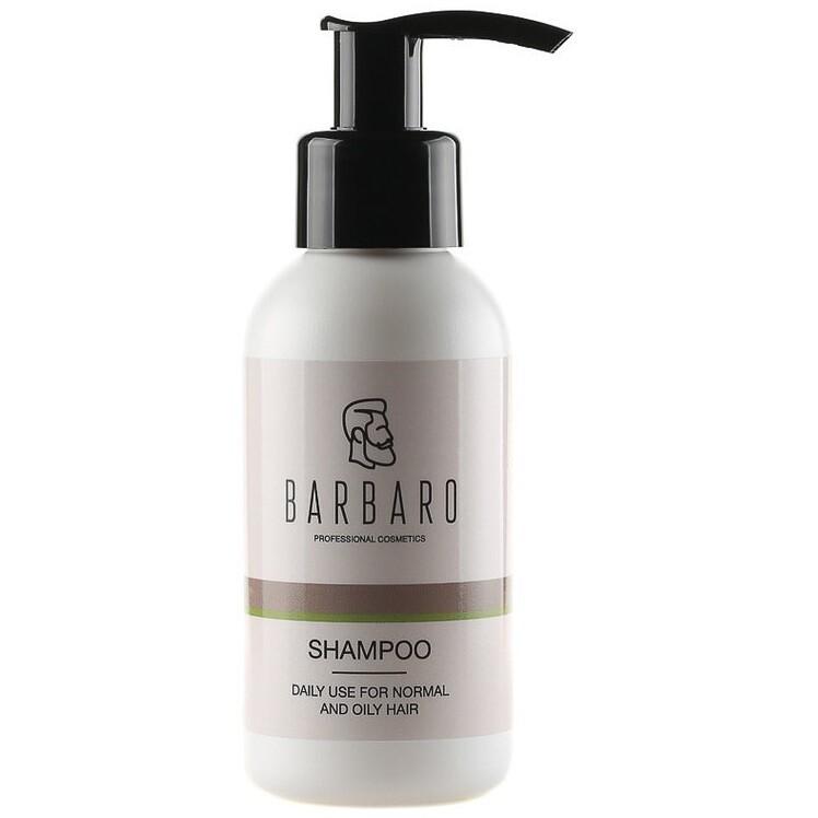 Barbaro Shampoo Daily Use - Шампунь для нормальных и жирных волос 100 мл