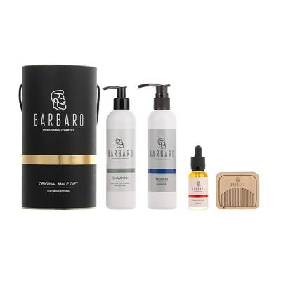 Barbaro Gift Box №1 - Набор в брендированном тубусе