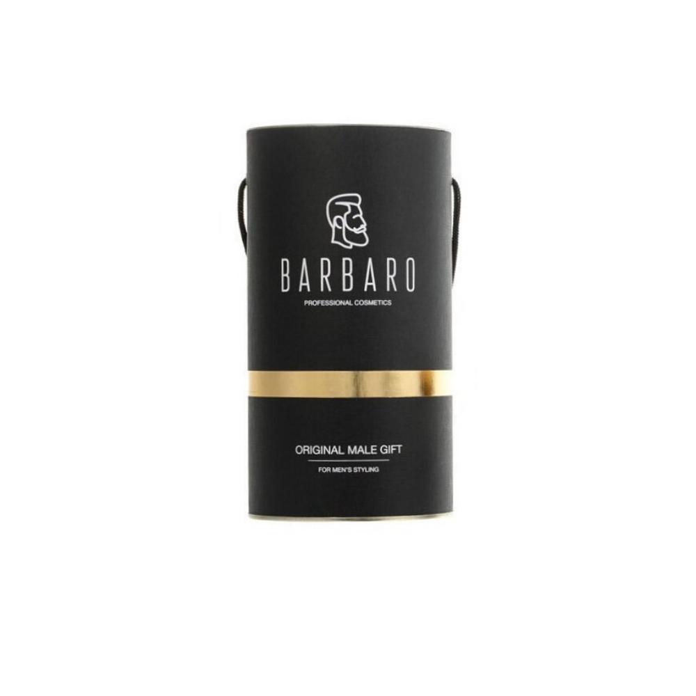 BARBARO Подарочный брендированный тубус (23.5*12.5)