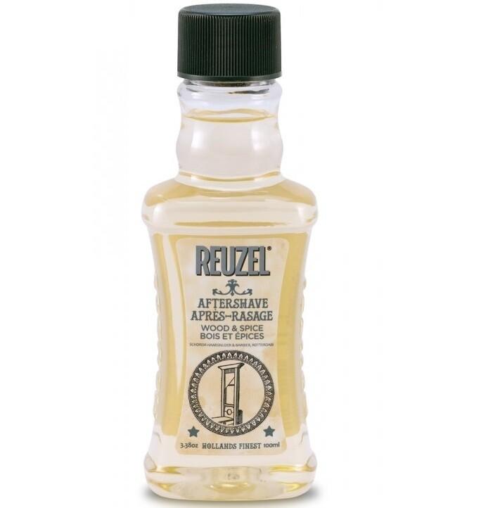 Reuzel Wood & Spice After Shave - Лосьон после бритья Дерево и специи 100 мл