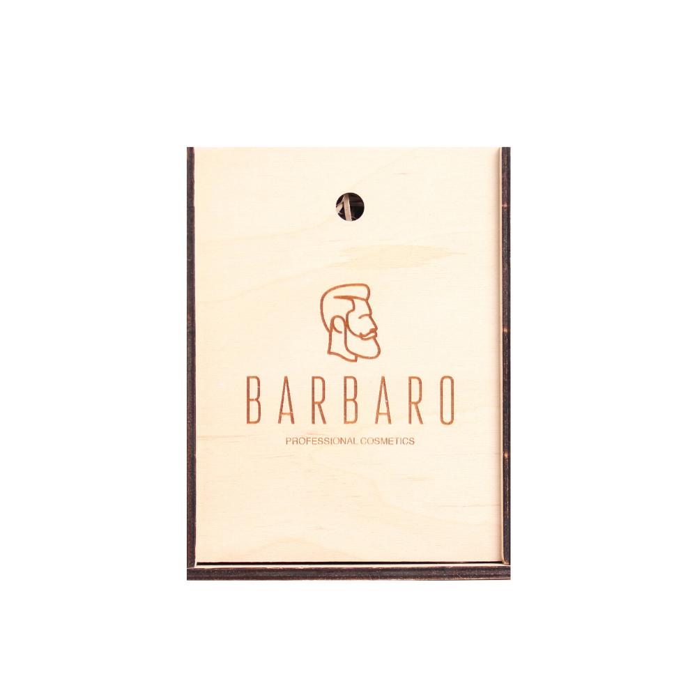 BARBARO Подарочный брендированный пенал (дерево) малый (160*120*45)
