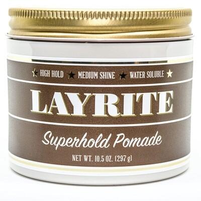 Layrite Super Hold Pomade - Помада для укладки волос 297 гр