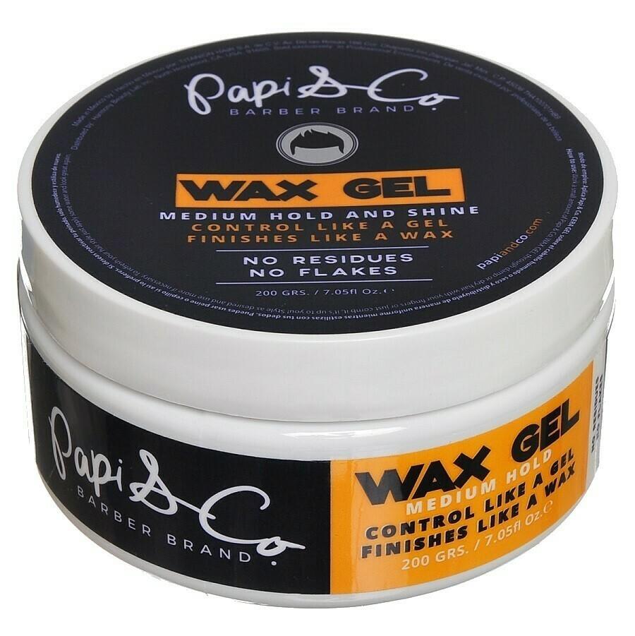 Papi & Co Wax Gel - Гель-воск для укладки 200 гр