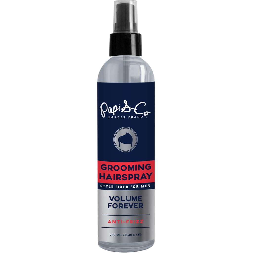 Papi & Co Grooming Hair Spray - Спрей для укладки 250 мл