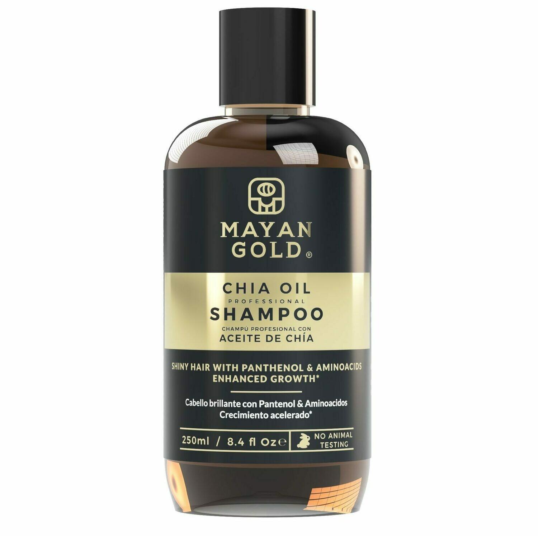 Papi & Co Mayan Gold Chia Oil Shampoo - Шампунь для волос 250 мл