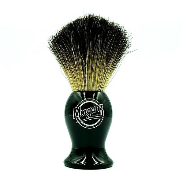 Morgans - Помазок черная смола барсучий ворс